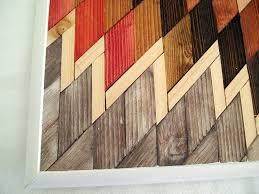 wooden kilim wall reality daydream