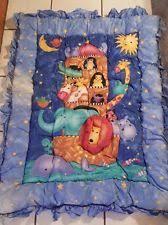 Noah S Ark Crib Bedding Kidsline Noahs Ark Baby Ebay