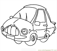 free painting book 016 coloring free cars coloring pages