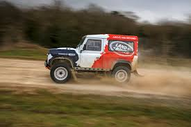 racing land rover land rover defender challenge review price and specs pictures
