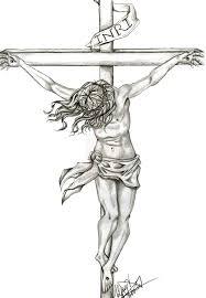 amazing jesus on cross tattoo pics jpg 744 1072 bible
