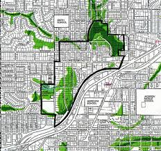 Portland Oregon Neighborhood Map by Crestwood Neighborhood Association Southwest Neighborhoods Inc