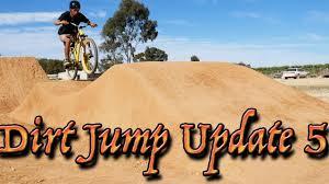 dirt jump update 5 youtube