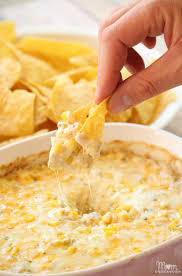 corn dish for thanksgiving corn dip football game day ideas