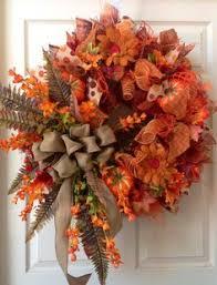 Thanksgiving Wreath Craft Pumpkin Wreath Fall Wreath Thanksgiving Wreath Craft Show 1