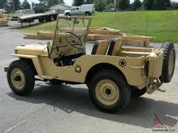 desert tan jeep liberty willys cj 2a army like cj5 cj6 cj7 cj8 wrangler