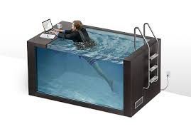 swim desk thinkgeek