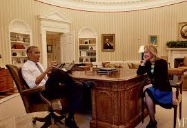 Oval Office Through The Years by Barack Obama And Doris Kearns Goodwin The Ultimate Exit Interview
