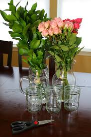 Mason Jar Centerpieces For Wedding Easy Mason Jar Centerpieces Take Time For Style