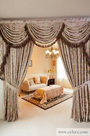 Curtains Seattle Designer Valance Curtains With Swags And Tails By Celuce Com
