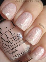 goose u0027s glitter opi ny ballet collection swatches and review