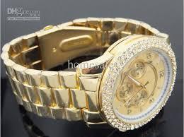 luxury man bracelet images Big 44 mm best men luxury diamond watches sport quartz stainless jpg
