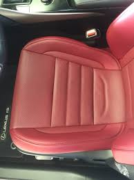 lexus is350 f sport seats f sport nuluxe problem page 5 clublexus lexus forum discussion