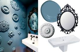 Teal Powder Room Why The Powder Room Is The Most Important Room In The House