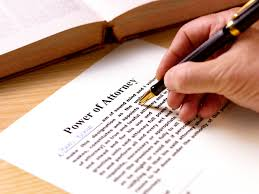 Power Of Attorney by Baron Law Llc Financial Power Of Attorney