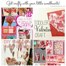 valentine crafts to do with your kids dolen diaries