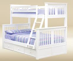 White Twin Over Full Bunk Bed With Stairs Bunk Beds Low Bunk Beds For Toddlers Best Bunk Beds Reviews