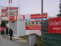 bureau de vente immobilier un très curieux projet immobilier au carrefour du rond des fées