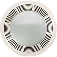 nutone heat vent light 9093 nutone 8663rp decorative deluxe fan light night light w round white