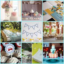 baby shower balloons for boys baby shower table decoration ideas