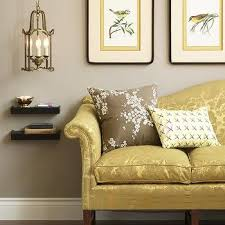 yellow and gray living rooms design ideas