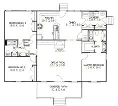 open floor plans beach nuts ranch style home house small luxamcc