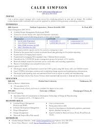 Boston Consulting Group Resume Scrum Master Resume Thomas Bookhamer Resume Download Scrum Master