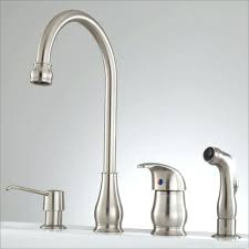 Kitchen Faucets Single Hole Pewter by Kitchen Faucets Single Hole Kitchen Faucet Soap Dispenser Bronze
