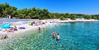 Laguna Bad Campingplatz Labaduša Campingverband Kroatien