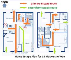 be prepared home escape plans goldsealnews