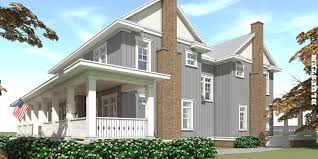 Farmhouse Building Plans Bluestem Farmhouse Plan 5 Beds 5 Baths Tyree House Plans
