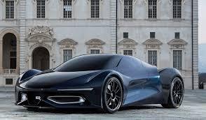futuristic sports cars the ied syrma concept car is a futuristic mclaren lookalike