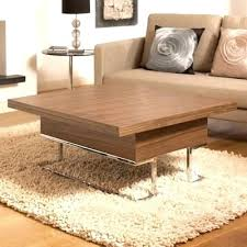 dining table coffee tables that open into dining tables round
