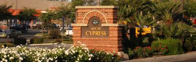 city of cypress home