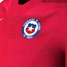 Design A Kit Home by Nike Chile 2018 Home Kit Leaked Footy Headlines