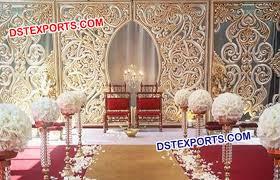 wedding backdrop panels engagement panel wedding stage dstexports