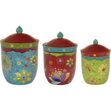 green kitchen canister set retro style kitchen canisters in colors extravagant and
