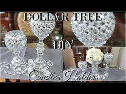 diy glamour bling mirror tray dollar tree craft all that