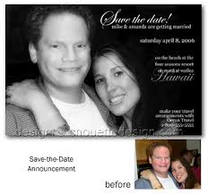 save the date announcements baptism wedding party birthday all occasion custom photo