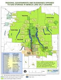 Crestwood Map Why We Oppose The Crestwood Gas Storage Project