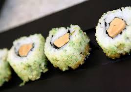 cuisiner sans graisse recettes recette sushi maki foie gras pomme confit d oignon sans algue