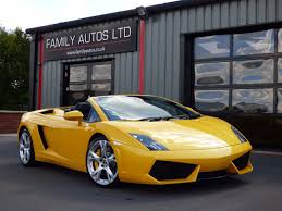 lamborghini gallardo uk used lamborghini gallardo lp 560 4 2dr 4wd for sale in brigg