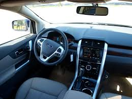 Ford Edge Interior Pictures Ford Edge Wikipedia