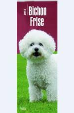 bichon frise desk calendars booktopia stationery buy discount stationery item 2018 calendars