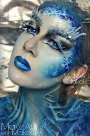 170 best costume hiver images on pinterest snow queen make up