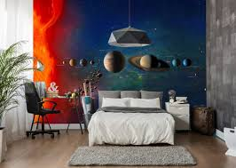 50 space themed bedroom ideas for and adults