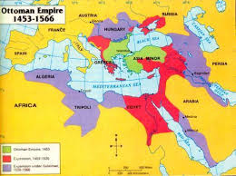 Map Of Ottoman Empire 1500 Ottoman Subratachak