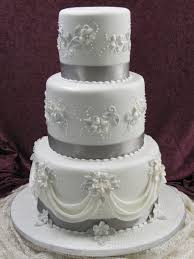 silver wedding cakes indian weddings inspirations silver wedding cake repinned by
