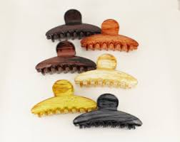 Decorative Hair Claws Hair Claw Etsy