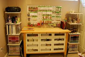 Craft Room Images by Small Spaces Craft Room Storage Ideas With Custom Wood Craft